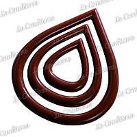 Поликарбонатная форма для шоколада MARTELLATO 20-D023