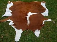 Шкуры коров напольные интерьерные. Шкуры коров с традиционным окрасом.