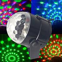 Светомузыка  - диско шар Led Party Light