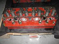 Головка блока цилиндра Д-245.7/ .9/ .12С автомоб., в сборе, без свечей накал., Беларусь ММЗ