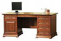 SENATOR Классический письменный стол с дерева SE Taranko