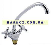 Смеситель для кухни Haiba (Хайба) Dominox 271 (гайка)