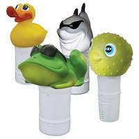Плавающий дозатор-игрушка для бассейна маленький Kokido, фото 1