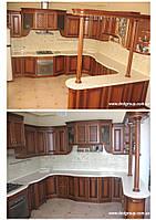 Столешница для кухни камень Montelli серия Basic