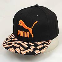 Детская бейсболка с прямым козырьком Puma 2030, фото 1