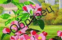 Схема для вышивки бисером «Цветущее дерево»