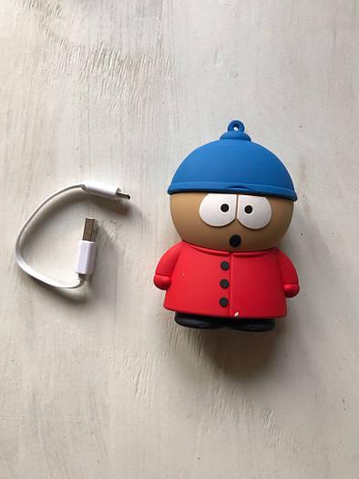 Дополнительный аккумулятор Эрик Картман из South Park для телефона 8800 мАч