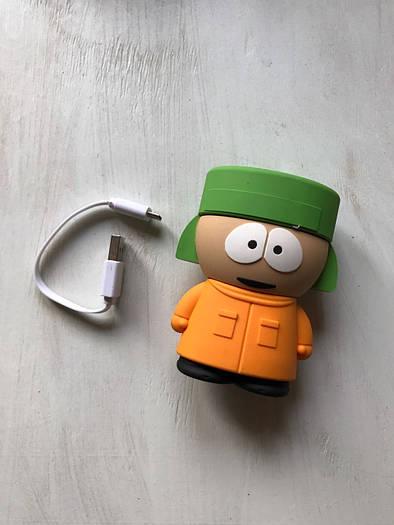 Power bank Кайл Брофловски из South Park для телефона 8800 мАч