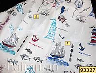 Ткани в морском стиле