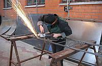 Сварочные работы, изготовление металлоконструкций в Киеве