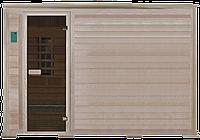 Пятиместная инфракрасная сауна с керамическими излучателями
