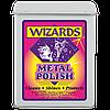 Wizards Metal Polish вата для очистки хрома, алюминия