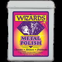 Wizards Metal Polish вата для очистки хрома, алюминия, фото 1
