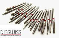 Алмазные стоматологические боры Diaswiss- инструменты наивысшего швейцарского качества.