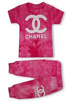 Детский  летний костюм Chanel