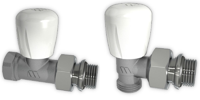 Термостатические регулирующие клапаны с фиксированным значением Kv
