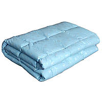 Одеяло полуторное пухоперьевое 140х205 пух 2% перо 98%