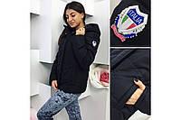Женская куртка Италия (осень-весна) 48-50 и 50-54 батал
