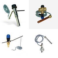 Защитные клапаны для твердотопливных котлов