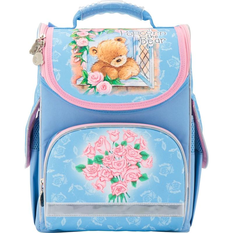 3229009fb733 Рюкзак школьный каркасный (ранец) 501 Popcorn Bear-1 PO17-501S-1 ...