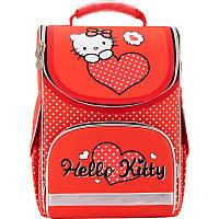Рюкзак школьный каркасный (ранец) 501 Hello Kitty-1 HK17-501S-1