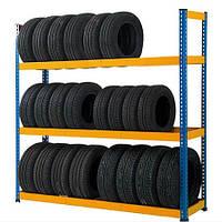 Сезонное хранение шин (колес)