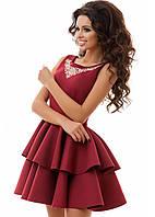 Женское вечернее платье Роза р.42,44,46 - 3 цвета