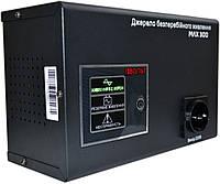 ИБП Вольт MAX 300 (300Вт), для котла, чистая синусоида, внешняя АКБ