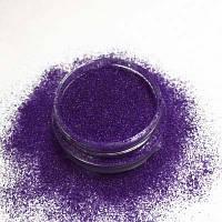 Микроблёстки  0,1 мм для дизайна  06 Фиолетовый