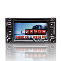 Штатная магнитола VW Touareg 2002-2010, Multivan (21142) ANDROID RedPower
