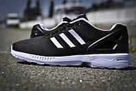 Кросствки мужские Adidas Flux Black White