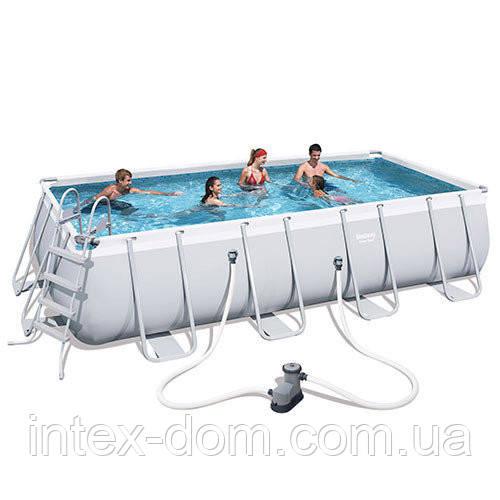 Каркасный бассейн Bestway 56465(56223) (549-274-122см)