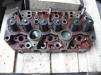 Головка блока цилиндров Д-260 под свечи накала, в сборе, пр-во Беларусь ММЗ