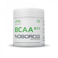 Nosorog ВСАА 8:1:1 (400/200 грамм) без вкуса