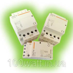 Контактор модульный 4 NO 40 ACT-40A ST423-1