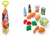 Набор продуктов в сетке, 14 аксес., 18 мес.+