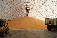 Быстровозводимые фермы, ангары, зернохранилища 16х80 м