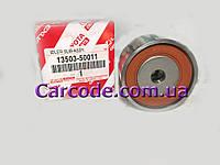 Паразитный ролик ремня ГРМ LC100 4.7 Toyota 1350350011