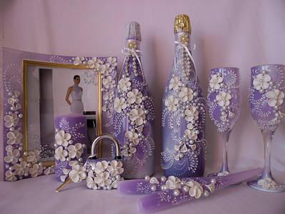 Свадебные аксесуары и декор