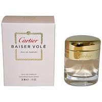 Женская парфюмированная вода Cartier Baiser Vole 30 мл edp Original