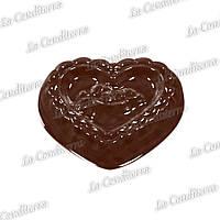 Полиэтиленовая форма для шоколадных конфет MARTELLATO 90-1017