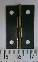 Петля для  нард прямая 34х22 мм