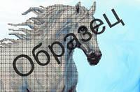 Схема для вышивки бисером «Конь небесной красоты»