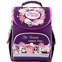 Рюкзак школьный каркасный (ранец) 501 Flower dream K17-501S-1
