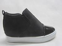 Ботинки-сникерсы детские демисезонные 31-36 в ящике 12 пар - две ростовки.