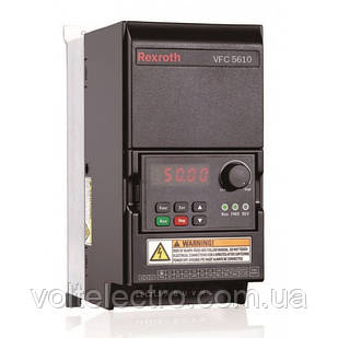 Перетворювач частоти Bosch Rexroth VFC 3610 22 kW, 3AC 380-480V, 50/60Hz, 45,2 A