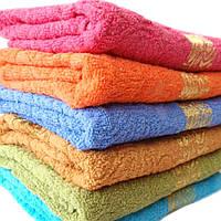 Банное полотенце Колокольчики Б11
