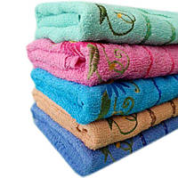 Банное полотенце Подсолнух Б82-26