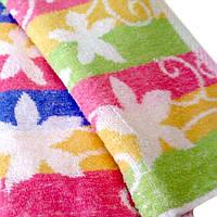 Полотенце для кухни Цветочная радуга К878-45