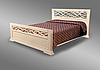 Деревянная кровать Марго